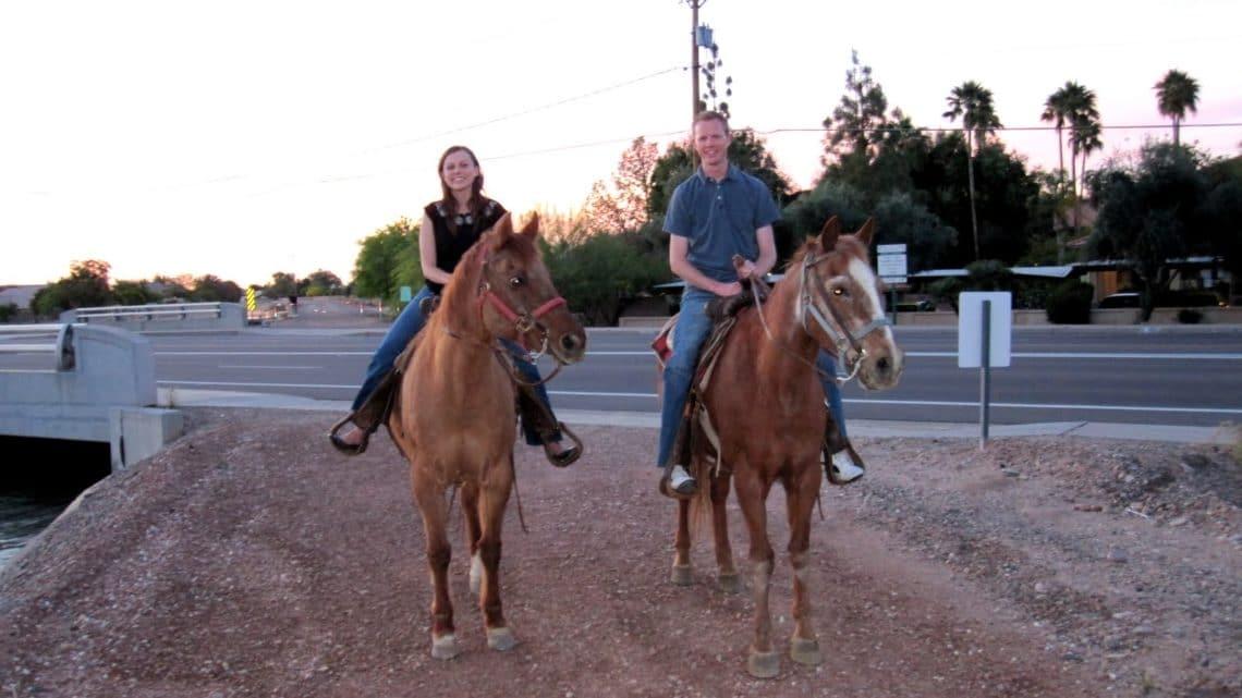 Horseback Riding Date