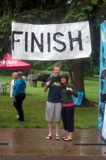 The Crazy Date Where We Ran 28.31 Miles Together