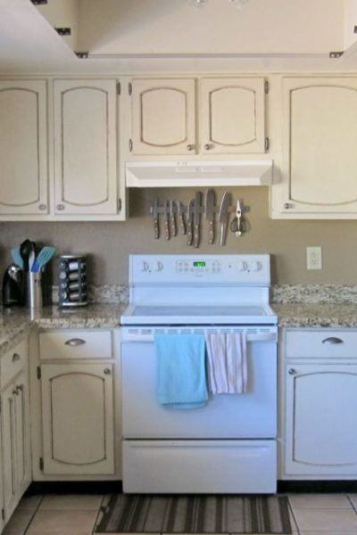 The great kitchen makeover