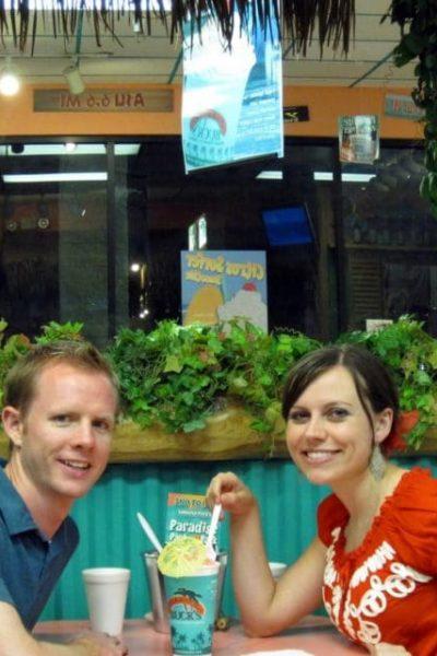 Bahama Bucks Date Night