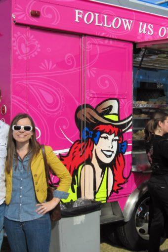 Street Eats Food Truck Festival (Tyler Florence + Food Network =Hard to Resist)
