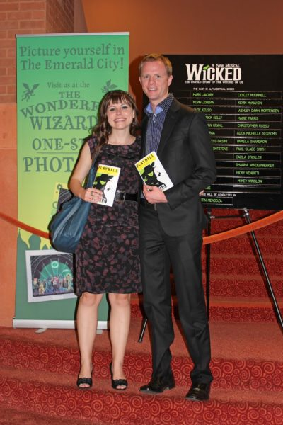 Wicked the Musical Date