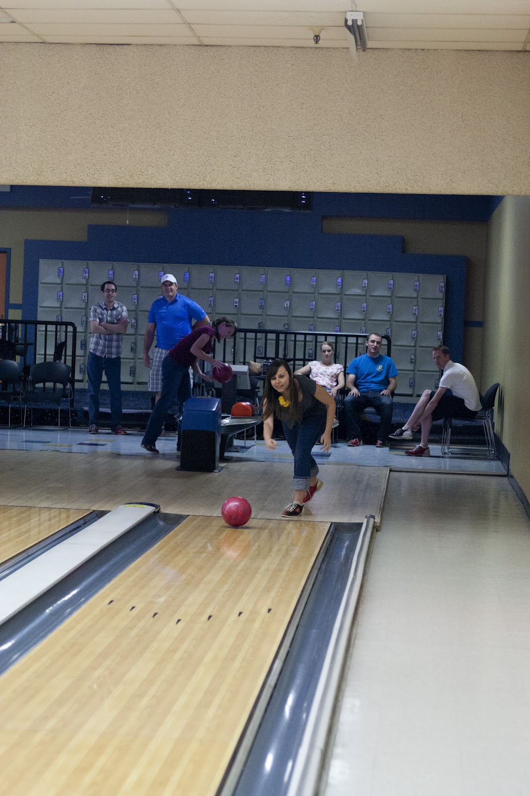 bowling games with a twist
