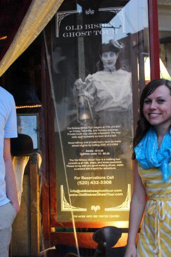 Bisbee, AZ Getaway: The Old Bisbee Ghost Tour