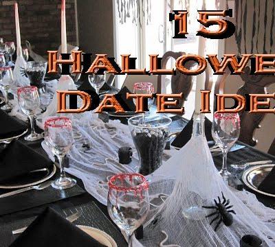 15 Halloween Date Night Ideas