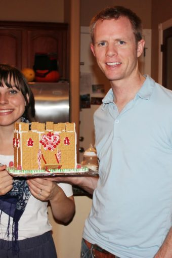Gingerbread House 2012