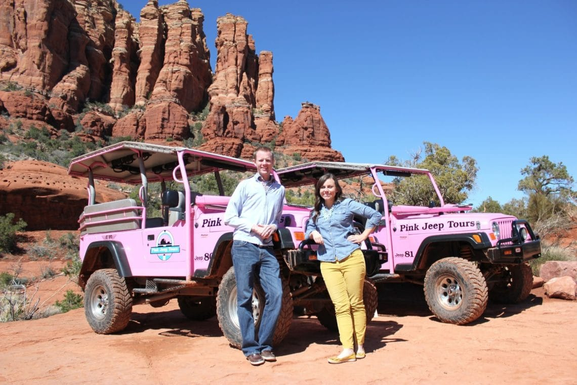Why Book A Pink Jeep Tour: Our Experience, Pictures, And How To Find The  Best Pink Jeep Tour For You!