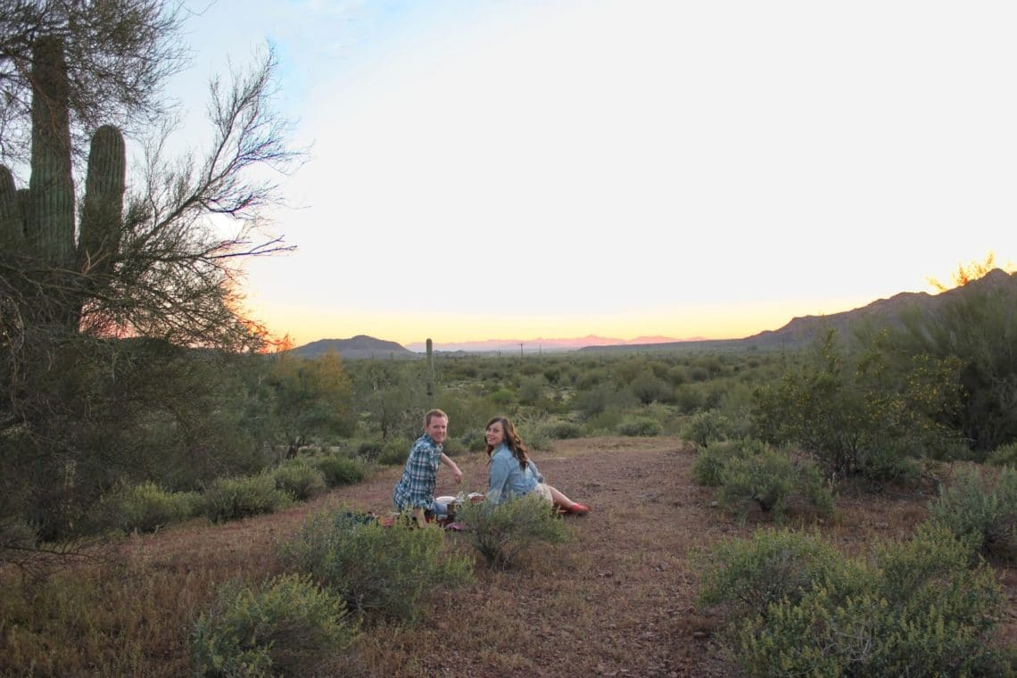 Picnic Date Ideas for the most romantic picnic date night including picnic food, when to go, and how to find the best picnic date night location!
