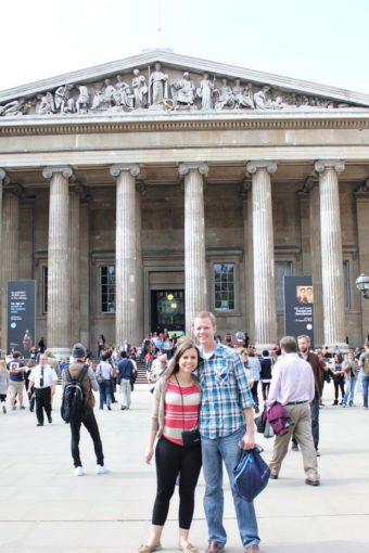 London: Day 1: The British Museum