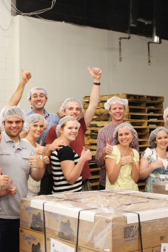 Feed My Starving Children: Service Group Date Night