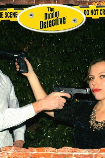 12 Months of Dates: July (or maybe late October instead): Murder Mystery Dinner Detective Date