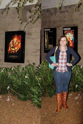 Catching Fire Movie Night