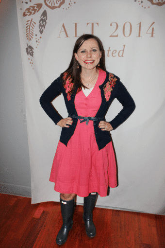 What I Wore to Alt Summit