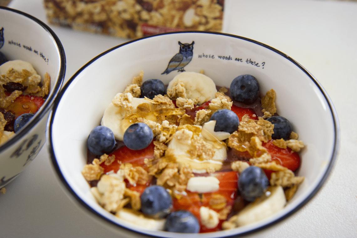 healthy breakfast idea