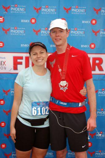 The Phoenix Marathon and Phoenix Half Marathon- 2014
