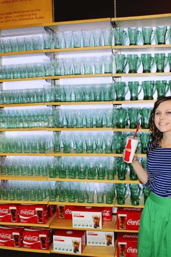 Las Vegas Getaway: Coca-Cola Factory