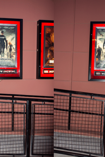 Captain America Movie Date Night, and the Blessings of a Large Purse