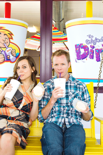 Swig Stop Sugar Cookies- A Cheap and Delicious Date in Utah