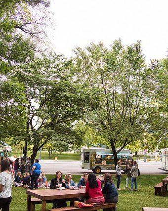 Alt Summit Summer: Wednesday Night Food Truck Party