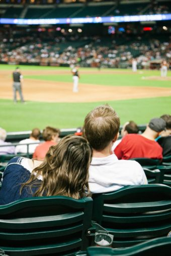 D-backs Major League Baseball Game – Captured by Photography Hill