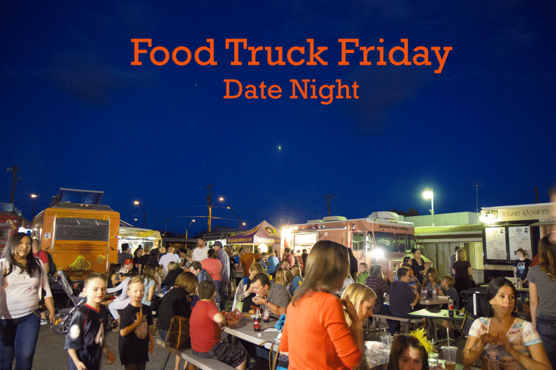 Food Trucks Gilbert Az