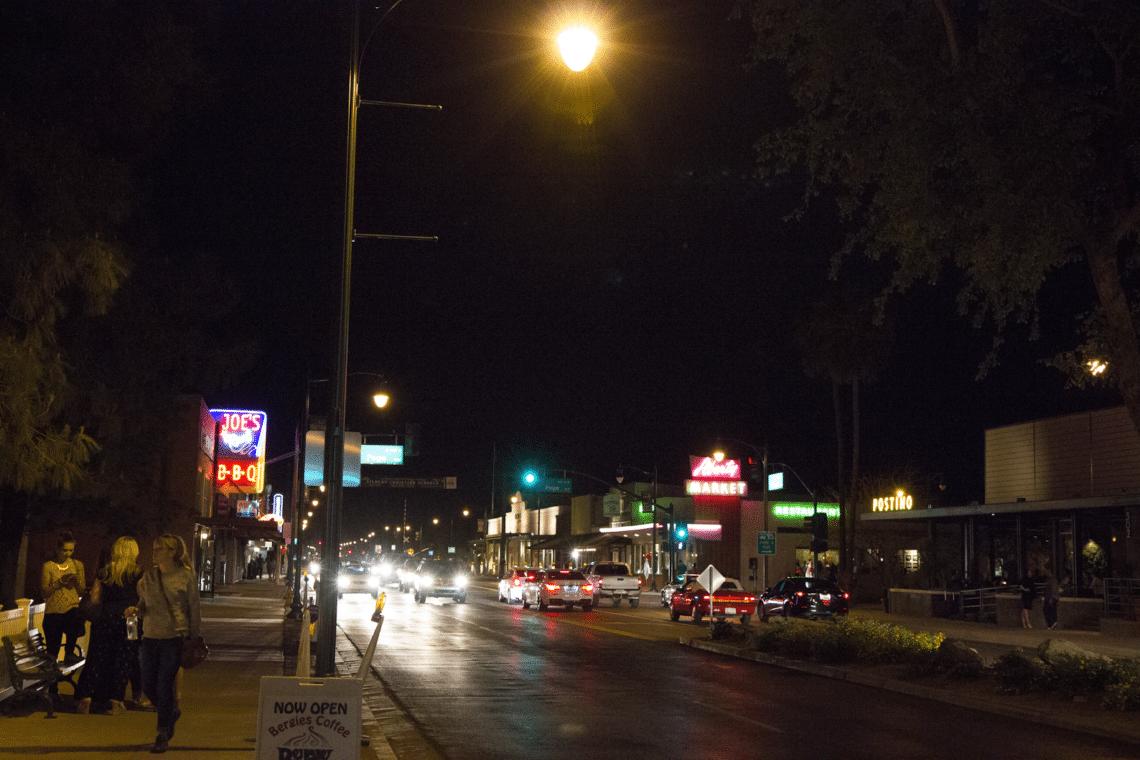Downtown Gilbert AZ
