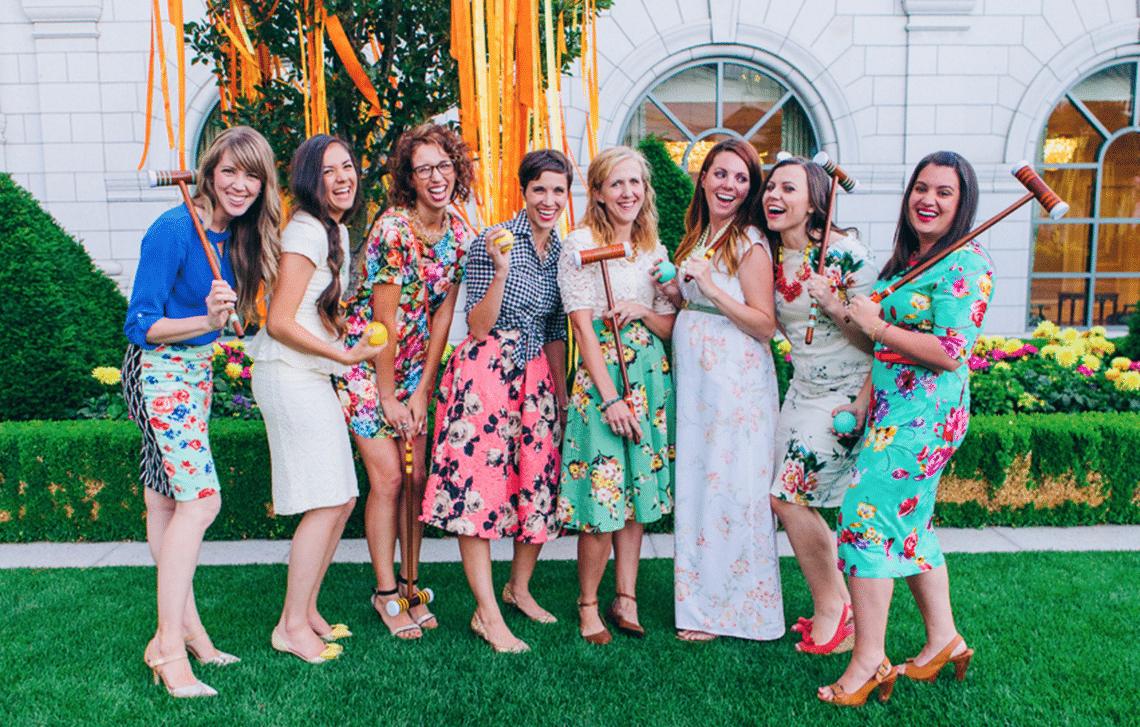 Alt Summit Summer: Garden Party