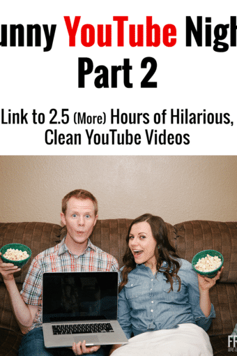 Funny YouTube Night Part 2: 2.5 More Hours of Hilarious, Clean YouTube Videos