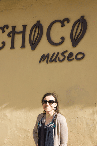 7 Days in Peru- Day 1: The Sacred Valley, Chocolate Making at Choco Museo