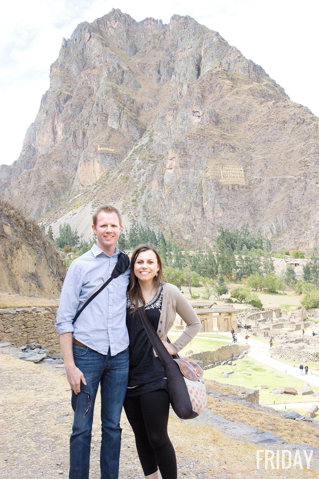 Ollantaytambo Ruins, The Sacred Valley