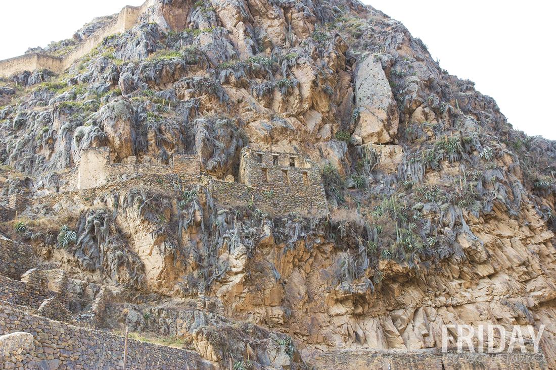 Peru Vacation- Ollantaytambo Incan City