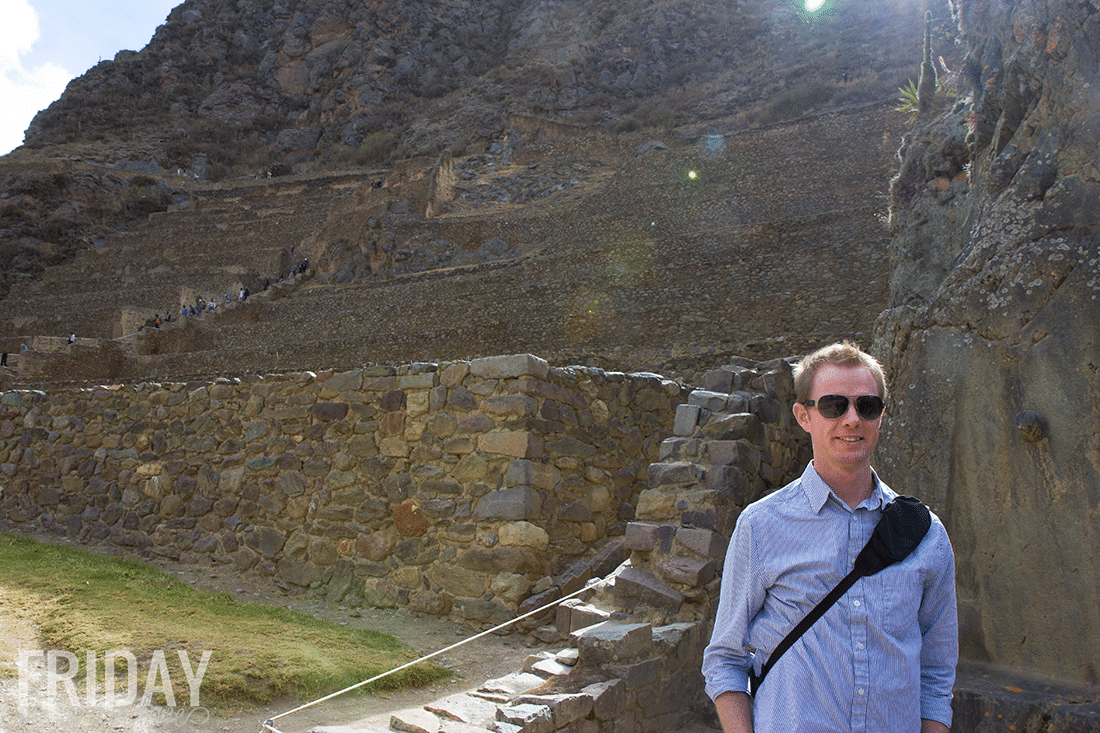 Ollantaytambo Buildings