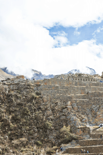 7 Days in Peru- Day 1: The Sacred Valley, Ollantaytambo