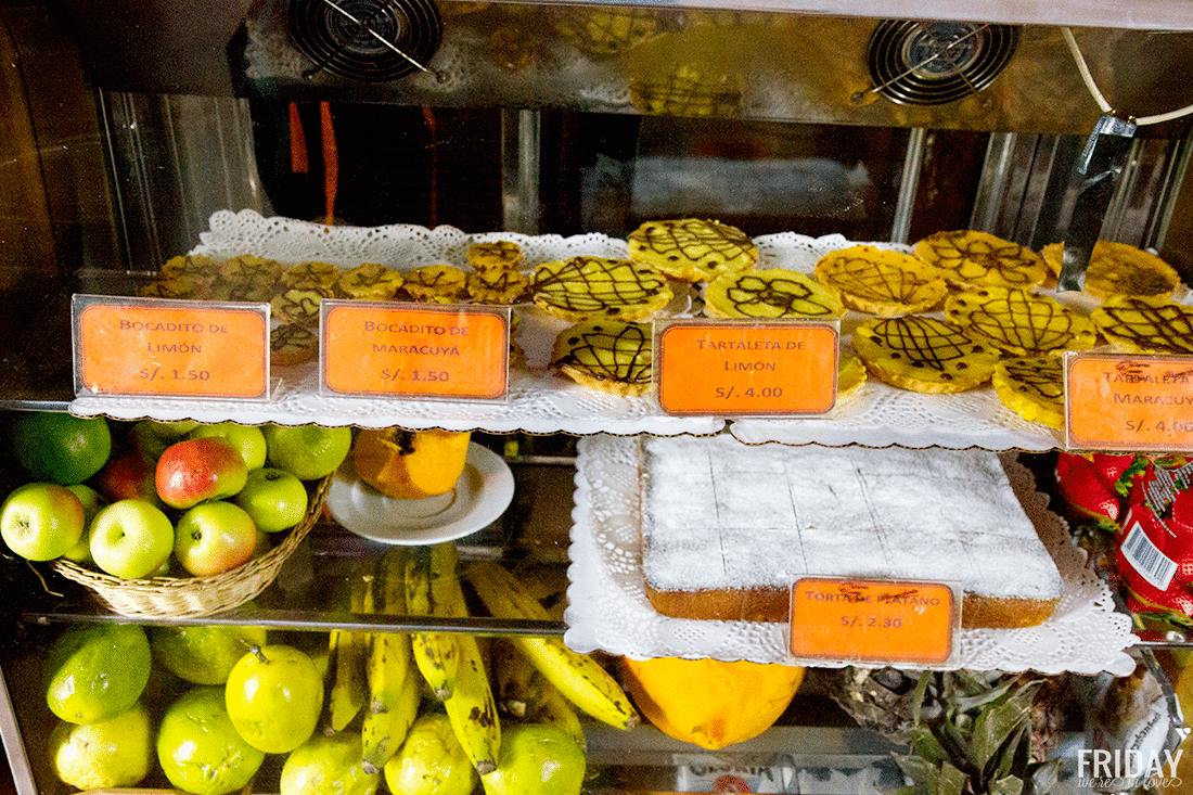 Where to get breakfast in Cusco