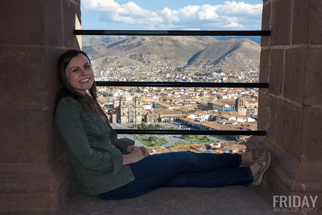 View of Cusco