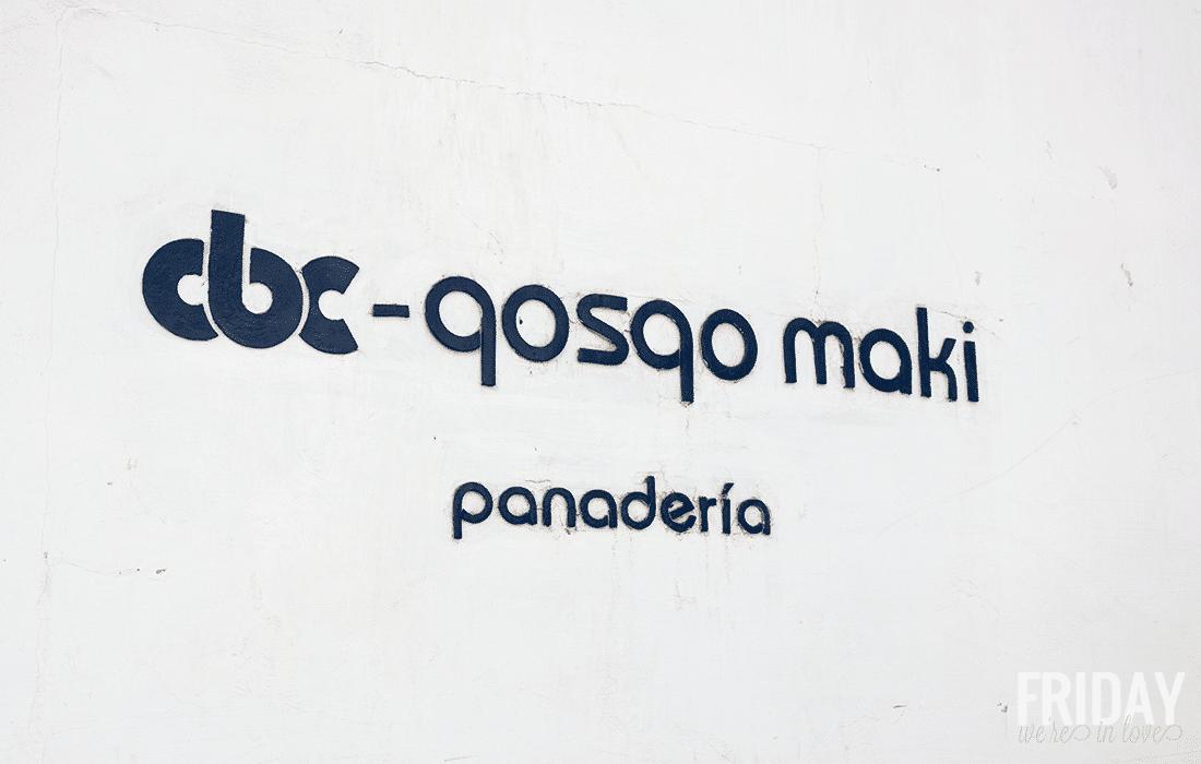 Bakeries in Cusco