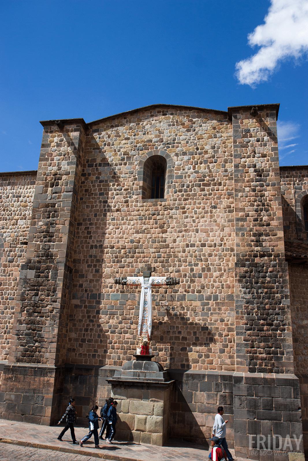 Catholic Churches in Cusco