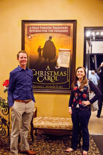 A Christmas Carol 2014