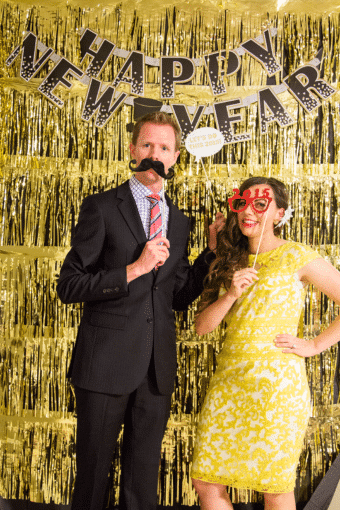 New Year's Eve Mocktail Party- How to Host the Perfect New Year's Eve Party