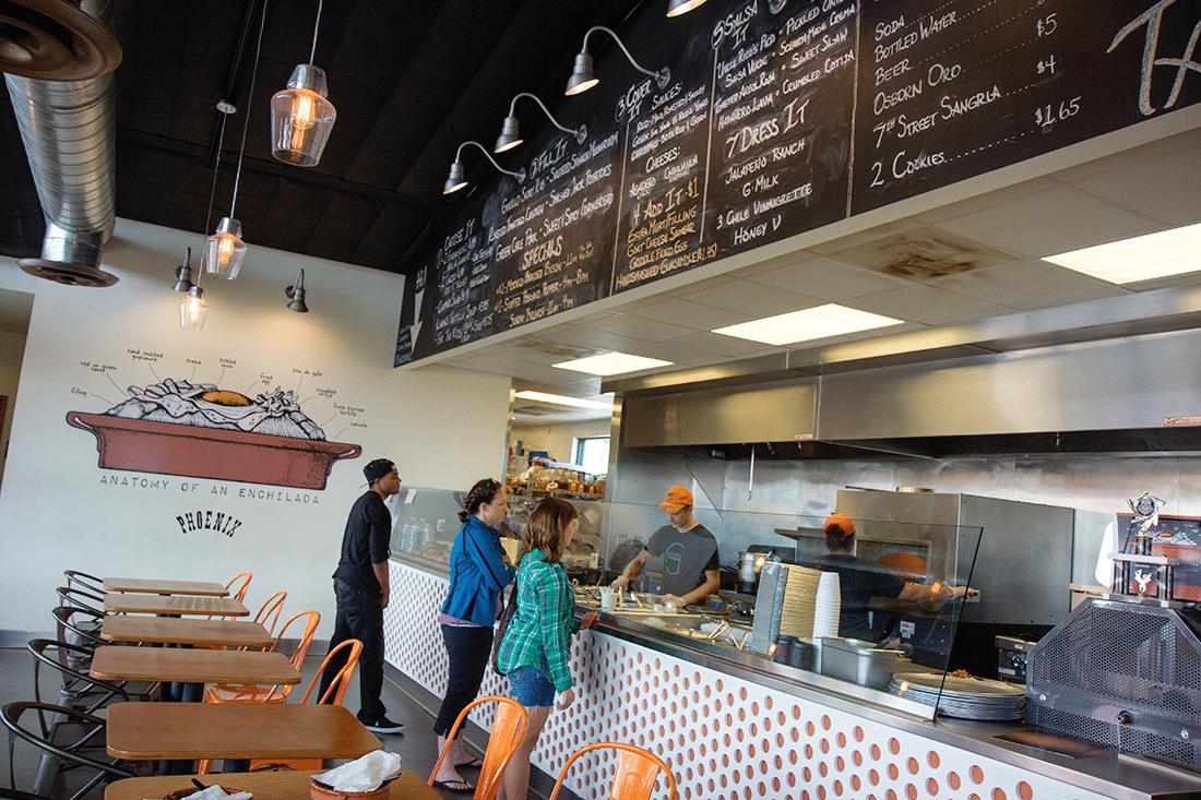 Best places to eat in Phoenix: Gadzooks