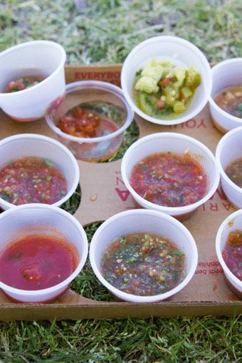 Best Tasting Salsa Festival