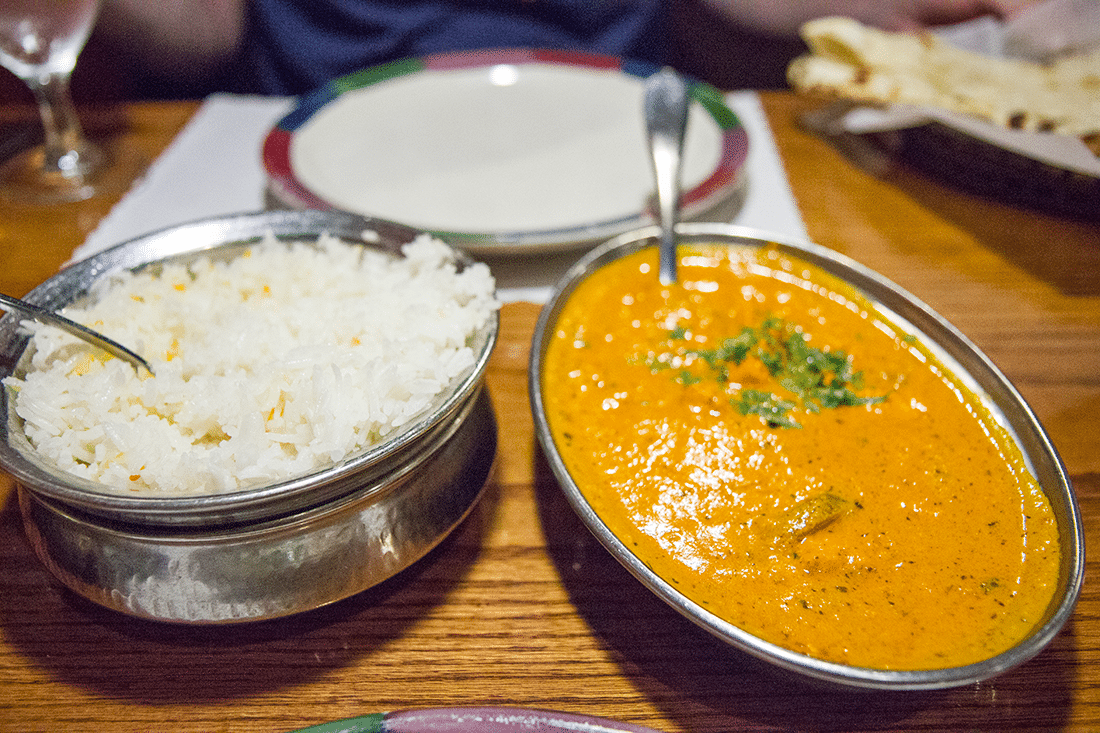 Provo Utah Date Idea: Visit the Bombay House Provo for some amazing Indian Food!