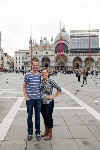 Italy Day 1: Venice, St. Mark's Basilica and Dodge Palace