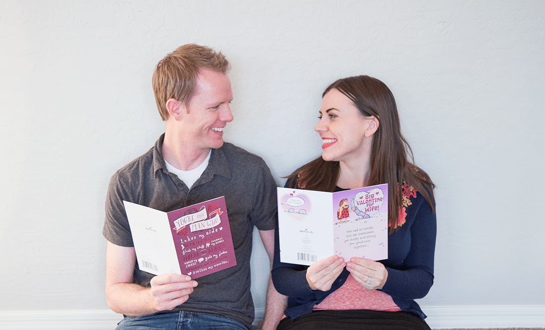 Valentine's Day Traditions - Friday We're in Love