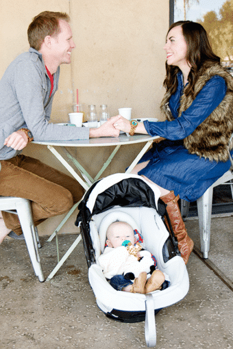 Brunching- the Perfect New Parent Date