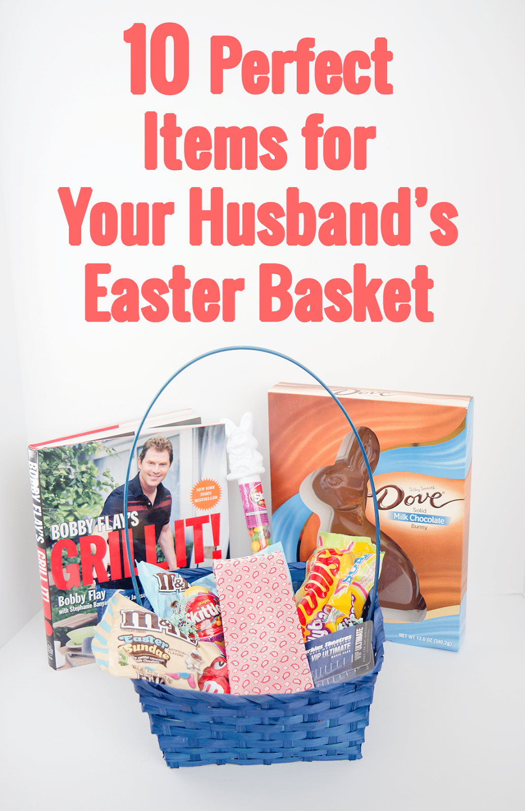 Husbands easter basket sometimes you just need some help with huband easter basket ideas here are 10 perfect items for your husbands easter basket negle Choice Image