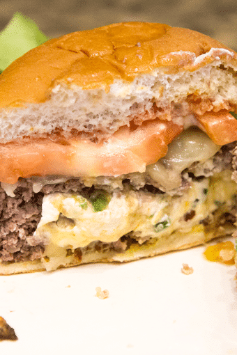 How to Make the Perfect Sandwich- Jalapeno Popper Burger Recipe