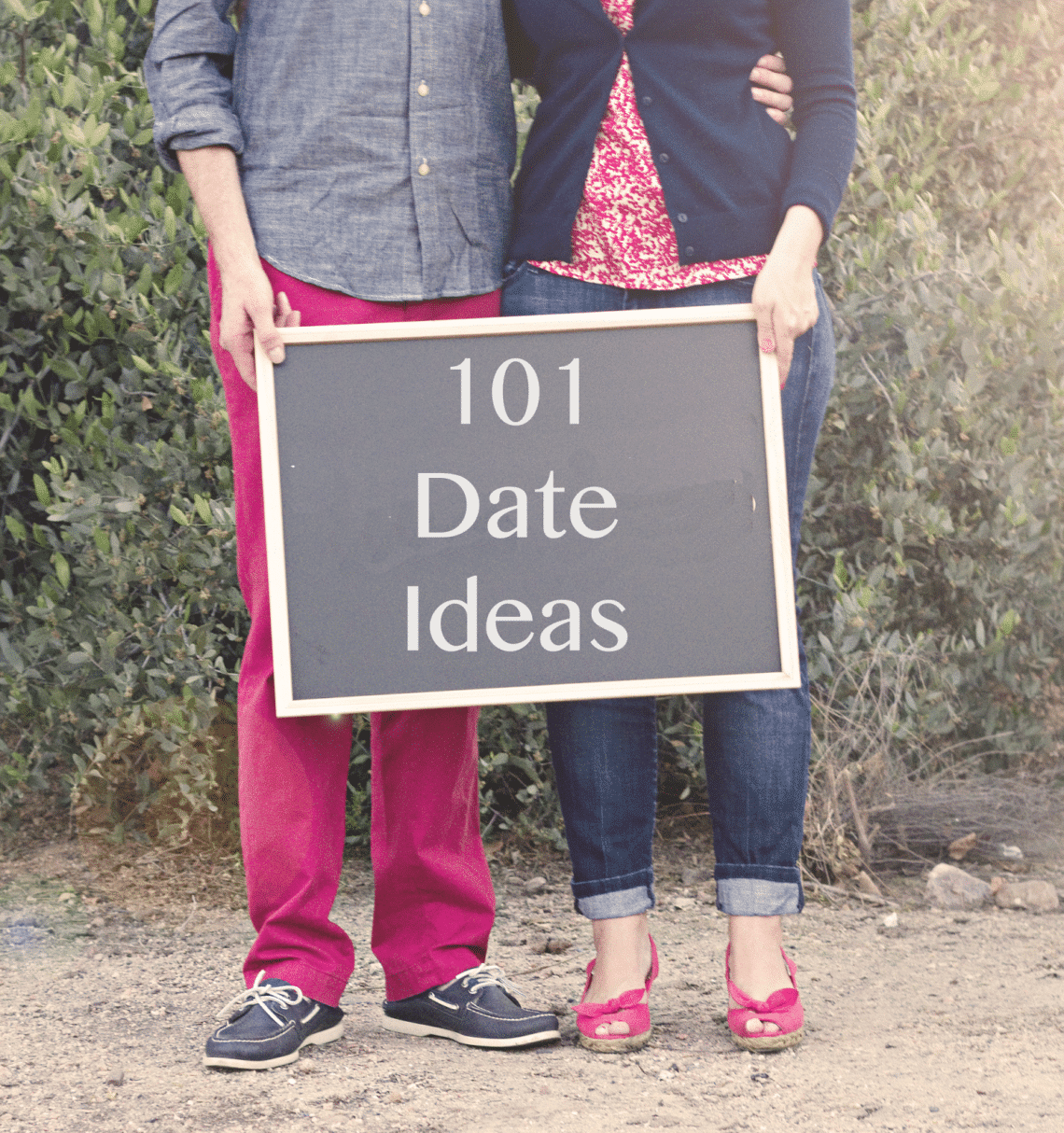 101 date ideas- creative date ideas- friday we're in love