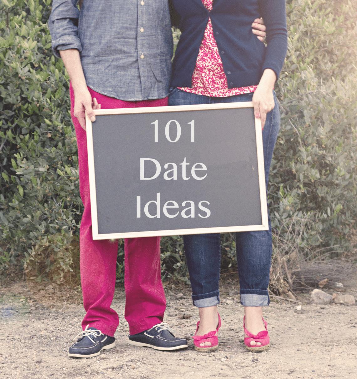 101 Fun Date Ideas
