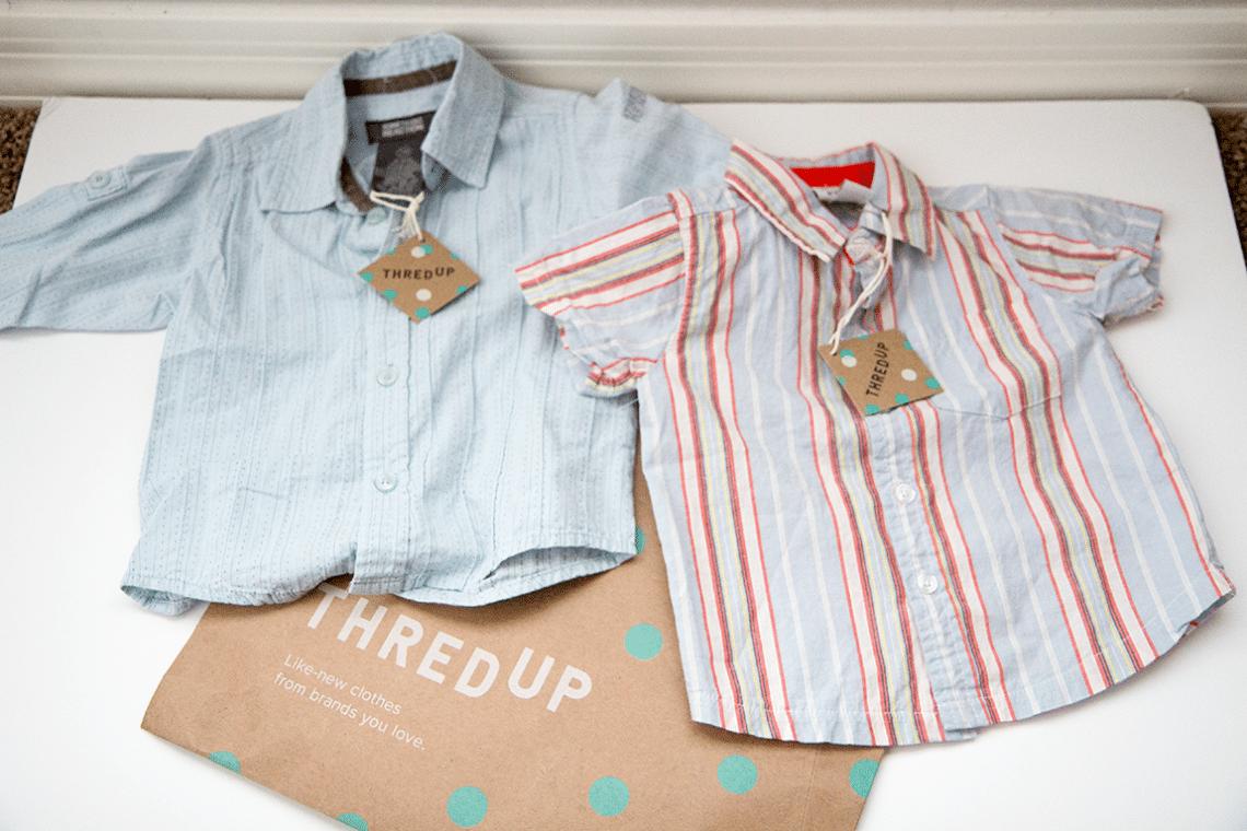 ThredUp Order- Baby clothes